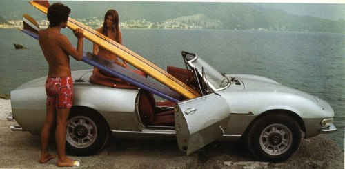 Fiat Dino Spider 2400, doesn't get better than this.. www.drivven.net