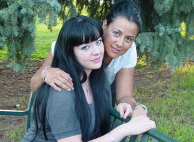 "Denver: Binational Lesbian Couple Waits To Learn Their Fate   The Advocate reports:  A lesbian couple in Denver is waiting to learn about the next step in their life together, as the end of a federal immigration program may put their relationship in jeopardy. Earlier this year,American citizen Violeta Pando, and her Mexican-born wife, Sujey Pando, were granted more time together, after the Obama Administration instituted a rule designating deportation cases for binational couples as low priority, therefore postponing possible deportations. According to the Denver Post, an additional six-week program by the Department of Homeland Security reviewed the cases of undocumented immigrants who pose no security threat, and had strong family ties in the U.S. The Pandos, who married in Iowa two years ago were covered under that program, but the six-week period is now over, causing the couple to worry about their future. ""We're very, very nervous,"" Violeta told Westword Denver.""We don't know what to think.""Despite being legally married in Iowa, the federal government does not recognize the unions of same-sex partners because of the Defense of Marriage Act."