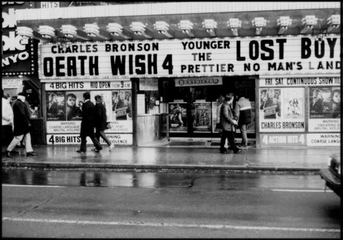 Death Wish IV at The Rio, 1987