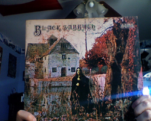 Black Sabbath  European Import