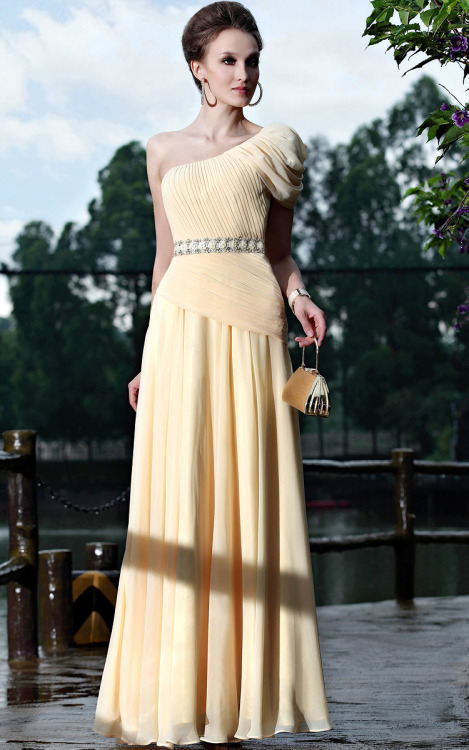 Cream Drop Waist Pleated Bridesmaids Dress £220.00   Dainty in cream bridesmaids dress featuring asymmetrical drop waist silhouette, pleated bodice, silver jewelled belt on waistline, drop down chiffon overlay floor length skirt, and unique puffy chiffon overlay on hand embroidered sleeve. Send us a message to inquire about plus sizes or if you want this dress for another colour. :)