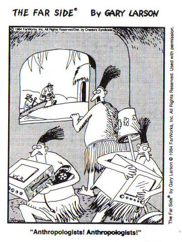 literary-ethnography:  A great Far Side comic from 1984.  Been looking for this for ages! My fave Gary Larson!