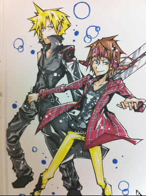 [Shou - August 11th, 2010]  Fan Art