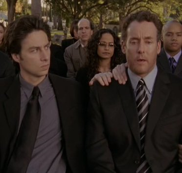 """Where do you think we are?"" Scrubs"