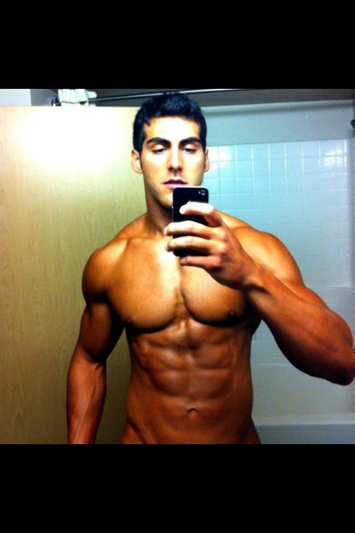 #Progress_check lookin good.  #muscle  ||  #HunkFinder  ||