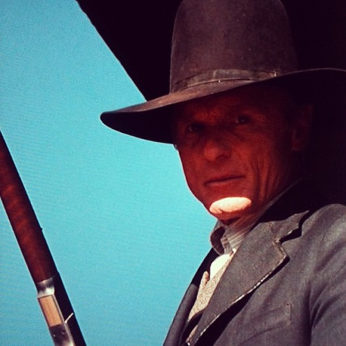 #appaloosa #bluray #snapshot #edharris (Taken with instagram)