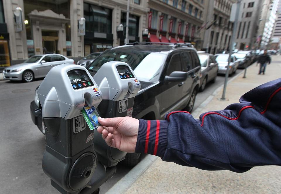 The case for the $6 parking meter - Parking in cities is a nightmare. Now, experts are proposing a radical, market-driven solution.