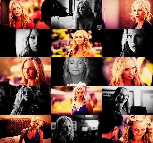 Caroline Forbes — Season Three