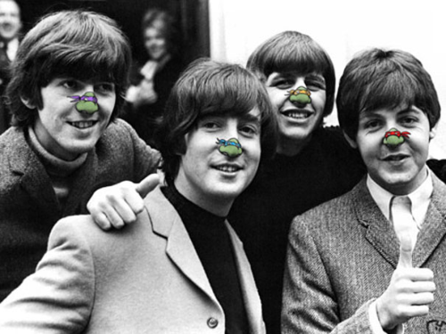 Beatles & Turtles
