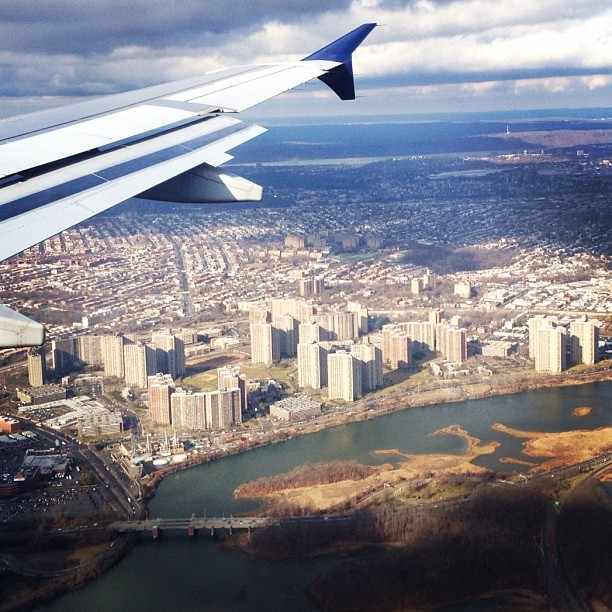 BRONX (NYC) I love this view arriving NY:)