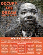 Attention, Chicago! See you this week in the streets. Remember, direct action gets the goods. PM me for more details. Occupy everywhere, but find me in Chicago. <3 solidarity <3 Natalie