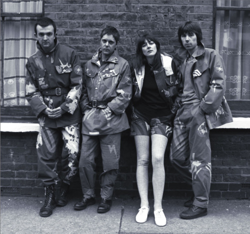 thedoppelganger:  Throbbing Gristle, London, 1978
