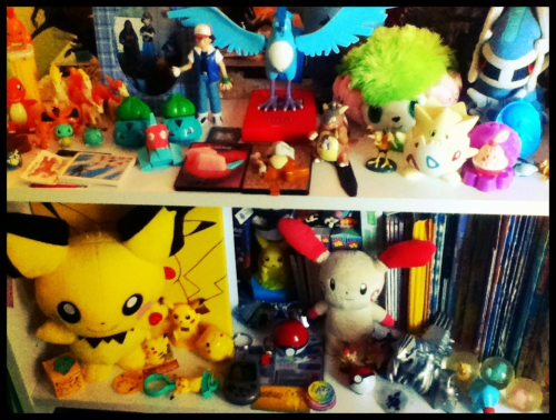 fyeahpokemerch:  Just a snapshot of some of my collection.