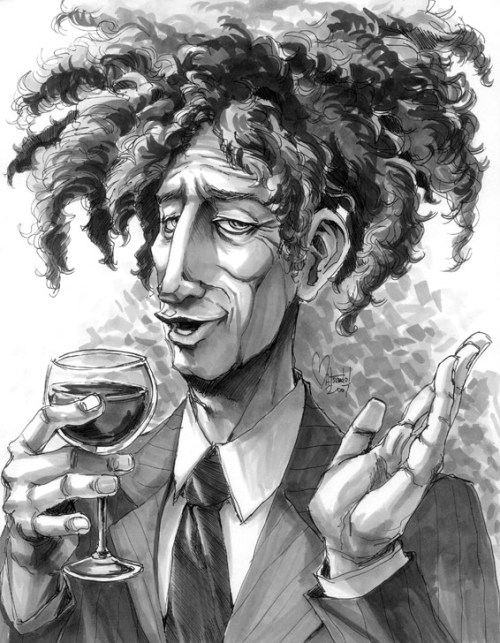 samaralex:  Sideshow Bob by spacecoyote