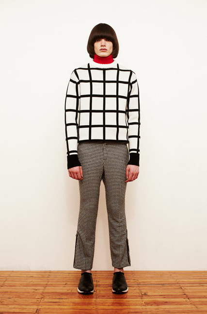 J.W.ANDERSON EXCLUSIVE MENSWEAR F/W12 PREVIEW