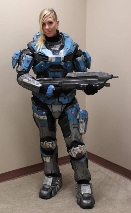 Spartan, Halo Reach