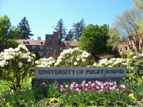 University of Puget Sound.