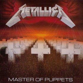 noisedfm:  Metallica Discography  ALL of these albums are great (except for number 3, but that's just me)