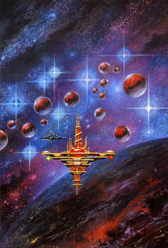 Armada by Frank Kelly Freas