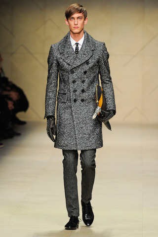 Burberry Prorsum Fall 2012: Fashionisto Favorite