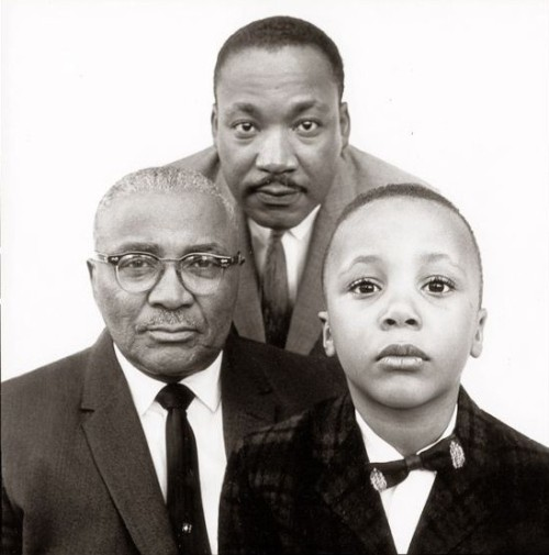 King Sr., King Jr., & King III