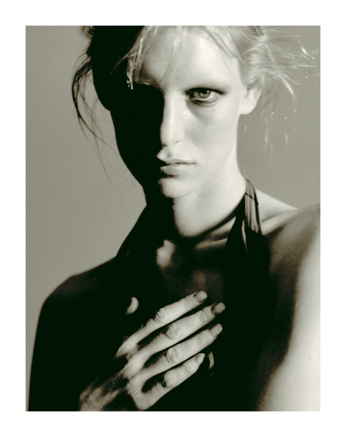 Portrait of Kirsten Owen   Christophe Cufos, 1996   Color inkjet print, pigment K3+ on Epson Printed on Fine Art Texturé Arches Museum 315 g, with glass frame Size print: 18,62 x 23,50 inches This work is from a limited edition of thirty.