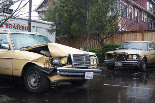 Awaiting a translpant, or organ donor? MB W123s in SE Portland