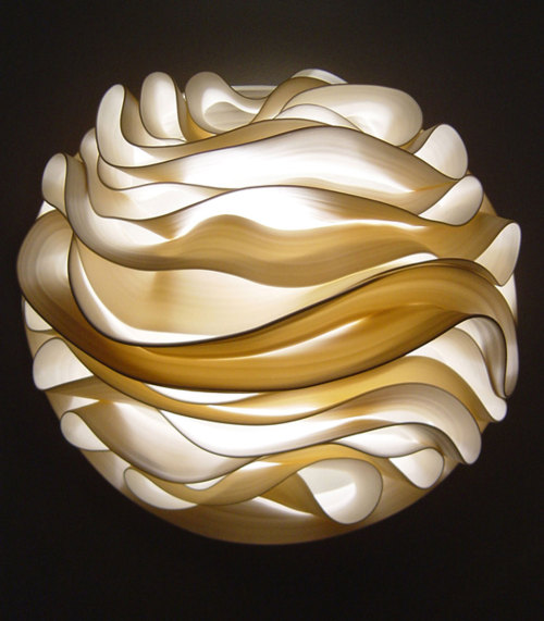 dizyn:  Porcelain Light - Margaret O'Rorke