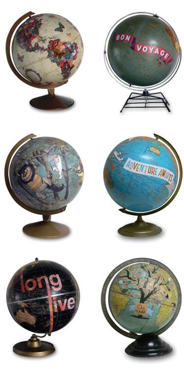 ImagineNations™ art globes