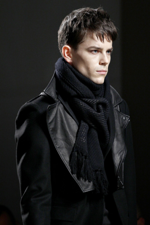 Bottega Veneta Menswear Fall/Winter 2012.