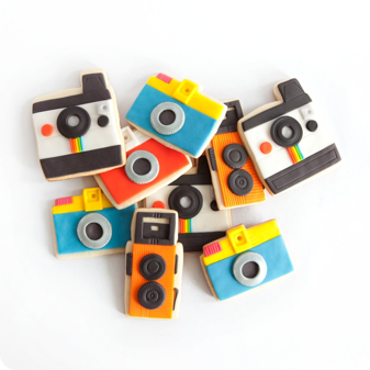 Camera Cookies. Buy them here