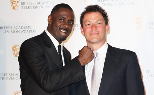 The most important Golden Globes news - Stringer Bell beat McNulty.