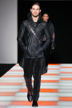 Emporio Armani Fall Winter 2012-13.