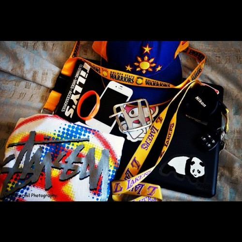 #stussy #nikon #warriors #lakers #honda #hat #cap #newera #fitted #Nike #tillys #iphone #panda #enjoi #hellokitty #stickers #laptop #filipino #pinoy #asian #filipina #swag #pinay #pinaycaligirls #represent #pride #lenscap #dslr #lanyard #keys (Taken with instagram)