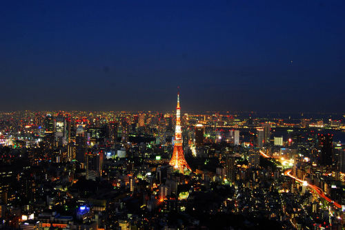 baconsgreat:  Tokyo.  Want to make it here before i die.
