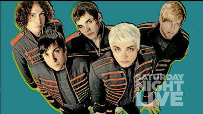 My Chemical Romance, 2006.