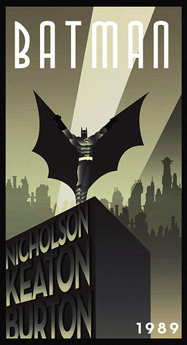 sleekjoker:  Tim Burton's Batman!
