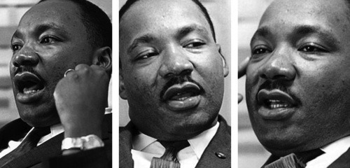 "(Image via Playboy)  Writing about Martin Luther King, Jr.  Today is Martin Luther King, Jr. Day. The idea of a federal holiday marking the birth of Martin Luther King began as a bill in Congress and was passed only after a petition that collected six million signatures, which The Nation called ""the largest petition in favor of an issue in U.S. history.""  Here is TIME's profile of Luther King, written after naming him Person of the Year in 1963, following the March on Washington, where he delivered the famous ""I Have A Dream"" speech.  ""Letter from a Birmingham Jail"" is the open letter Luther King wrote after being arrested for his part in the Birmingham campaign. It was a response to a letter published in a Birmingham newspaper titled ""A Call for Unity,"" which argued the battle against racial segregation should be conducted in the courts, rather than in the streets.   ""A candid conversation with the nobel prize-winning leader of the civil rights movement."" This interview with Luther King in Playboy, first published in January 1965, was the longest he ever gave to any publication, as well as one of the most relaxed and candid."