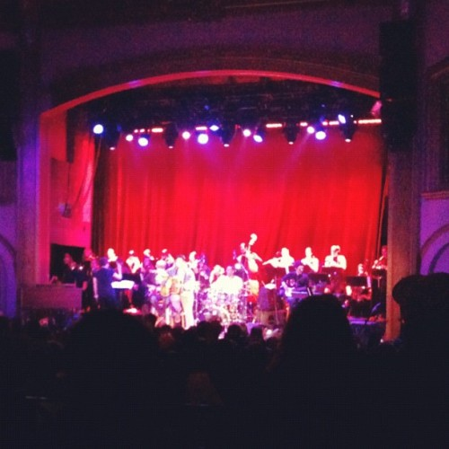 #Stone gets #greasy (Taken with Instagram at Neptune Theatre)