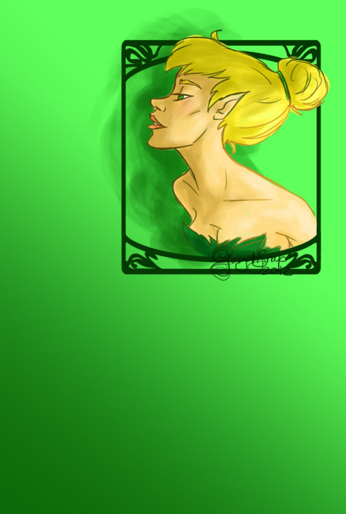 And here's Tinkerbell!