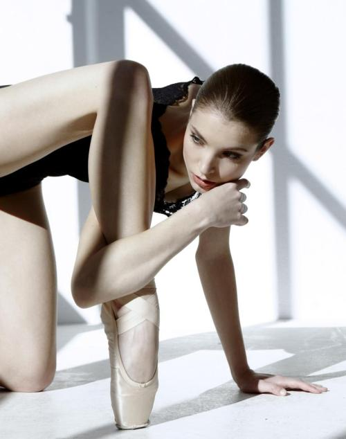 whatstheenpointe:  Crawling Pointe