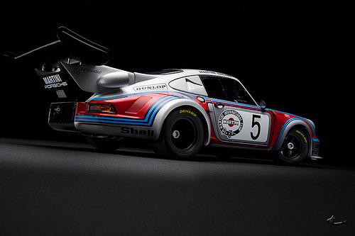 automotivated:  Porsche Carrera RSR Turbo 2.1 '74 (by Zuugnap)