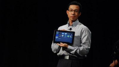 Ces 2012, Acer presenta ultrabook, servizio cloud e l'Iconia quad coreAnnunciati i nuovi portatili Timeline, Acer Cloud - che sincronizza in automatico foto, musica e documenti - e il nuovo Iconia, con processore quad core