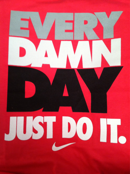 This is my favorite thing Nike has ever created. Want this shirt so bad.