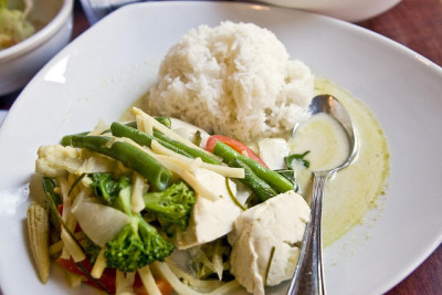 Green Curry by Pabo76 on Flickr.