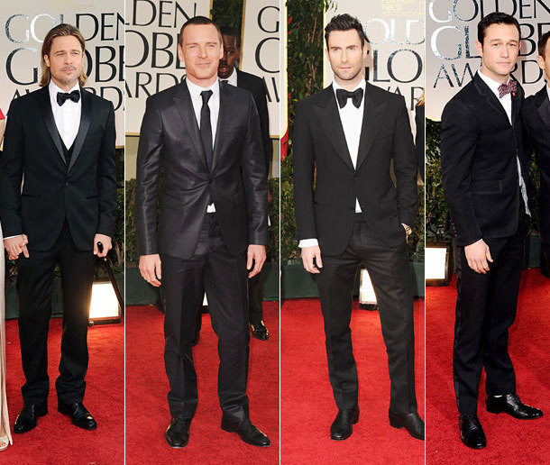 gqfashion:  The Best-Dressed Men at the Golden Globes We took a quick #mfw break to catch last night's Golden Globes red carpet and made our picks of the 10 Best-Dressed Men—and a few that just missed the mark. Check out our full recap here.
