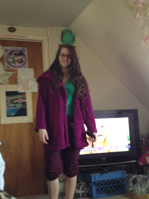 Barney Lives!!! It's my sisterrrrr