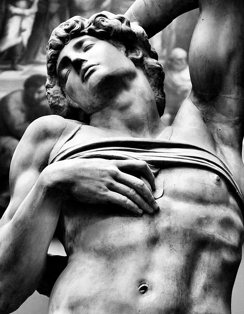 Michelangelo, The Dying Slave