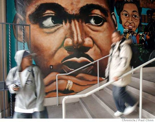 REMINDER: HAPPY MLK DAY!Celebrate art commemorating the life and work of Dr. King at the Annual Martin Luther King, Jr. Mural Competition artists' reception TODAY, 1/16, 5:00-8:00 p.m. at Hostelling International Chicago. Free and open to the public.  Art that commemorates the life and work of Dr. King, and explores the struggle of social justice today.Martin Luther King, Jr. DayMonday, January 16, 2011 5:00-8:00 p.m.Hostelling International ChicagoFree and open to the publicArtists' Reception, 5:00-7:00 p.m.Meet the artists and discuss their workOpen Mic, 7:00- 8:00 p.m.Join Louder Than a Bomb poets in spoken word performancesStudent artists are creating murals commemorating the legacy of Martin Luther King, Jr. on the large second floor windows of Hostelling International Chicago. The paintings both honor the work of Dr. King and highlight the continuing struggle for social justice today.The Artists' Reception is an opportunity to hear from the artists about their work and 1st, 2nd, and 3rd Place Prizes will be awarded. The Reception will also feature performances from Louder Than a Bomb poets, who will be hosting the open mic.Light refreshments will be served.The exhibition will be on display January 16 through March 31, 2011, at:Hostelling International Chicago, www.hichicago.org24 East Congress Parkway, Chicago, IL USAFree, open to the public, 9:00 a.m. to 9:00 p.m., 7 days a weekFor more information, visit www.hichicago.org/mlk.shtml or contact Arielle Semmel: asemmel@hichicago.org / 312-583-2226