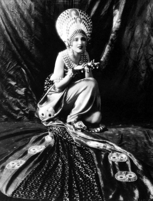 My Bohemian History Carmel Myers in Ben Hur, A Tale of the Christ (1925)